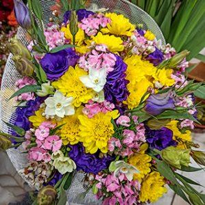 פרחי פנחס -זרי פרחים