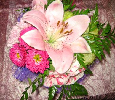 פרחי פנחס - זרי פרחים