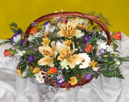 פרחי פנחס - סידור סלסלה