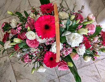 פרחי פנחס - סידורי פרחים