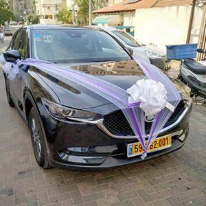 פרחי פנחס - קישוט רכב בהוד השרון