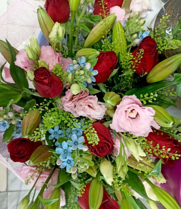 פרחי פנחס-זרי פרחים